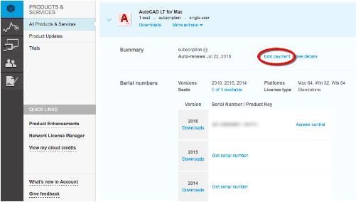 Cancel Autodesk step 3