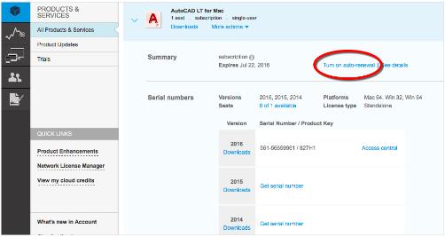 Cancel Autodesk step 5