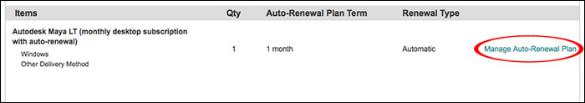 cancel autodesk store step 2