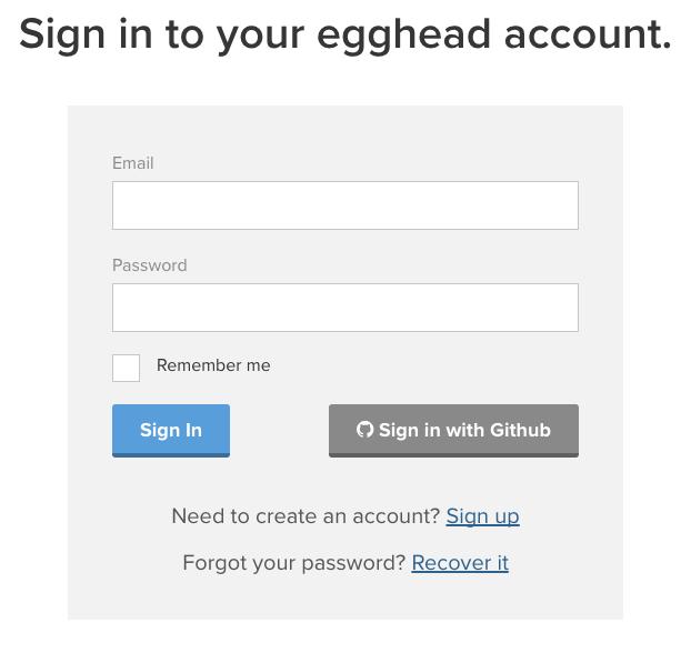 Cancel egghead 2