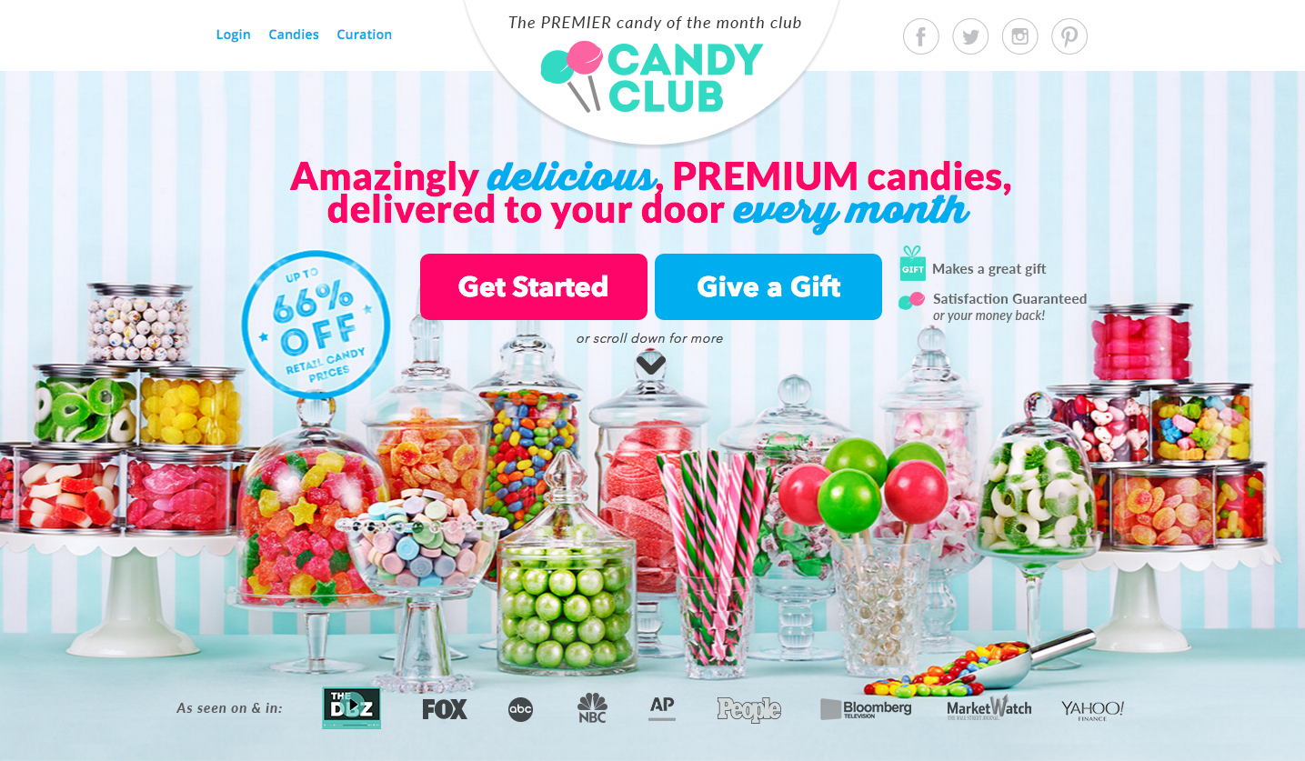 cancel candy club