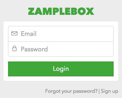 cancel Zamplebox